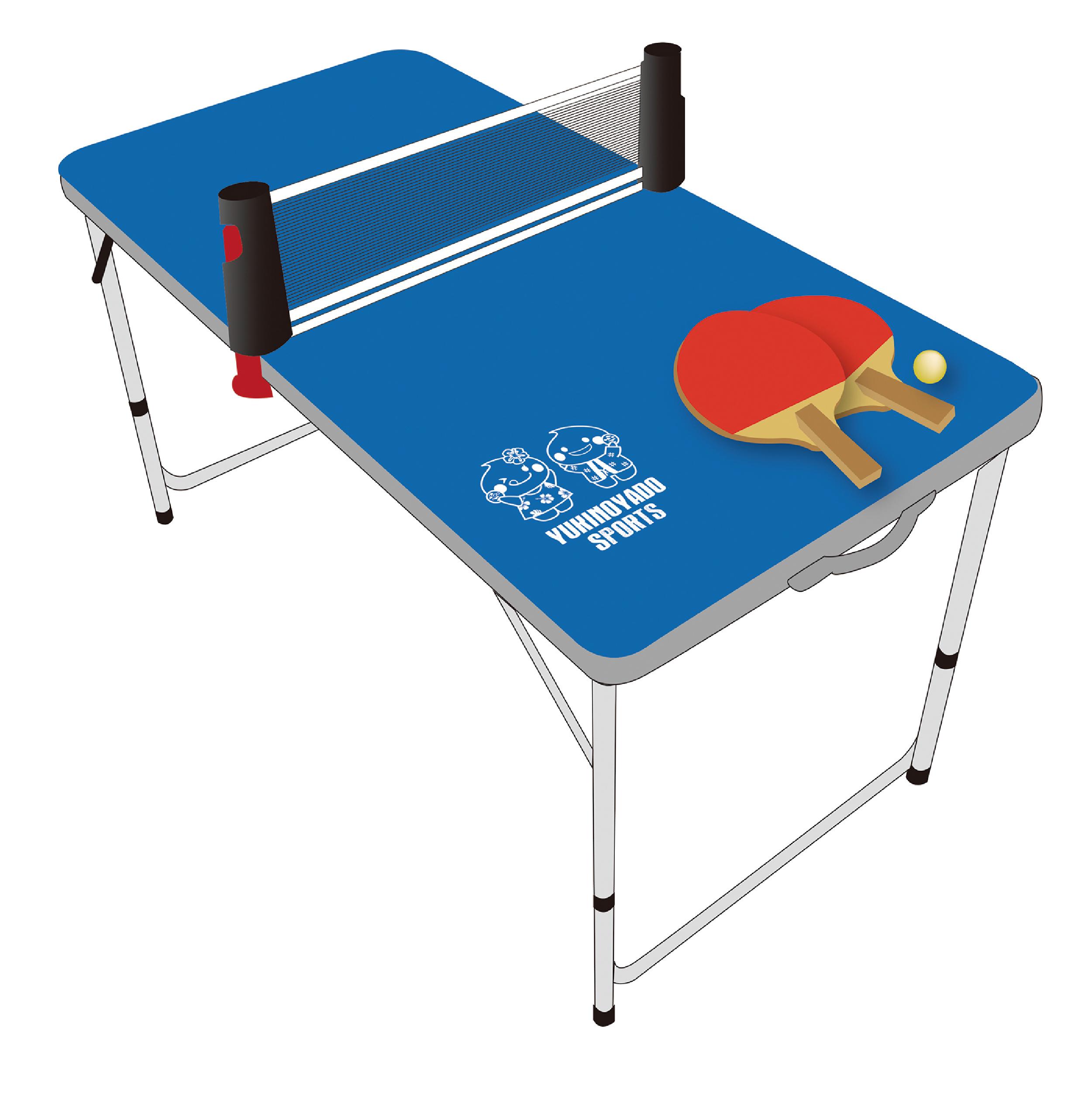 うちスポ!テーブルテニスセット